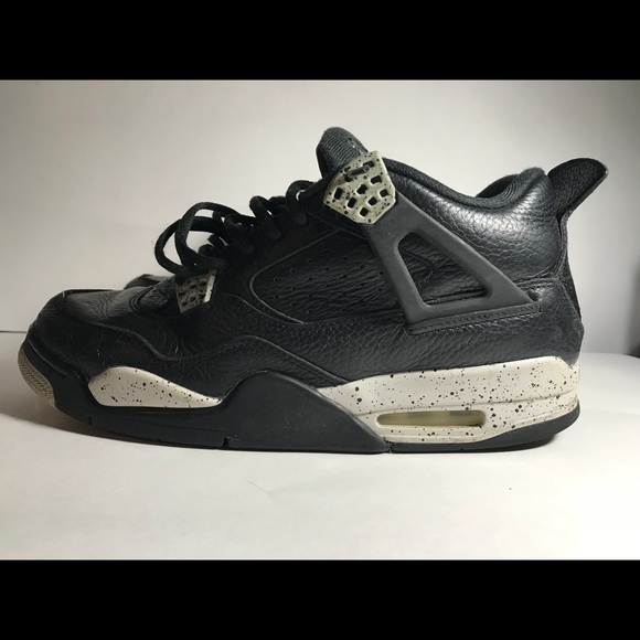 8f0c7fef6a6810 Jordan Other - Nike Air Jordan 4 Retro Oreo Black Tech Grey Black